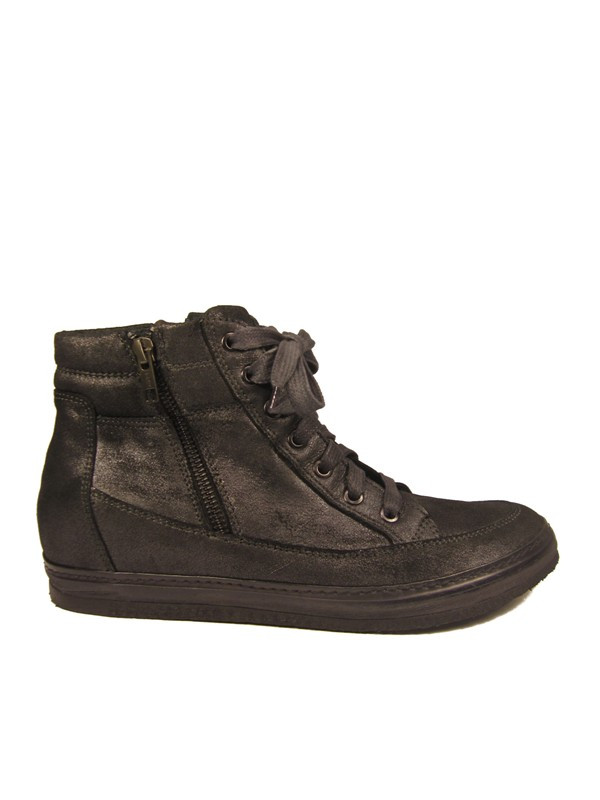 Sneakers grå kile Khrio